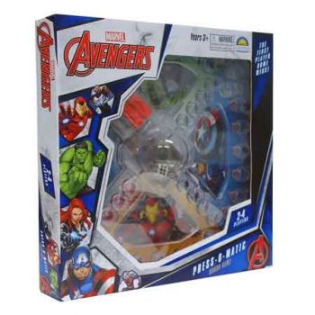 Avengers Press-O-Matic