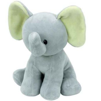 BABY Ty - Bubbles Grey Elephant