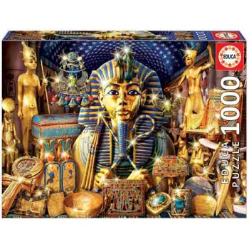 Educa 1000pce Puzzle - Treasures of Egypt