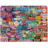Educa 1000pce Puzzle - Retro Neon Dream