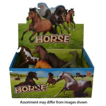 12pcs Horses assorted ( ONLY SOLD in display of 12 )