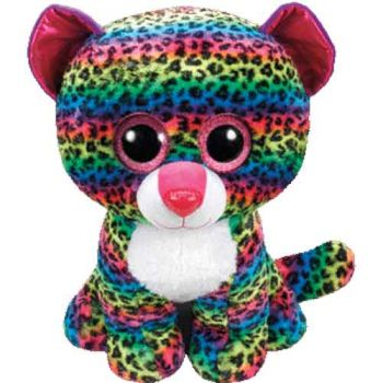 Ty Beanie Boos Extra Large - Dotty Leopard