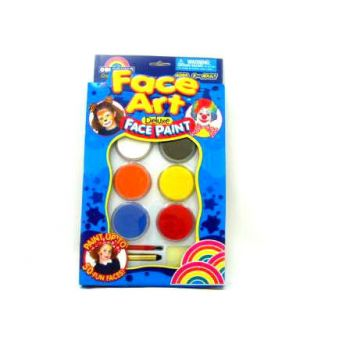 Face Paint Kit Deluxe
