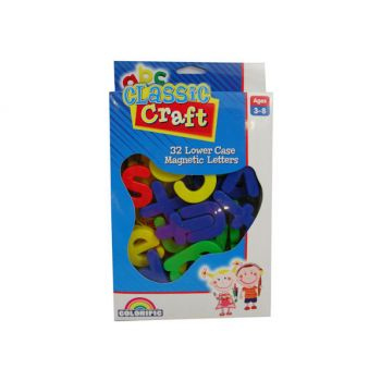 Classic Craft 32 Lower Case Magnetic Letters
