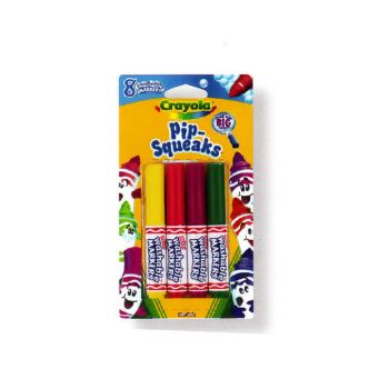 Crayola Pip-Squeaks Markers 8Pk