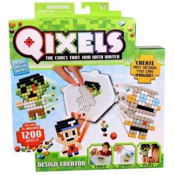 Qixels Design Creator