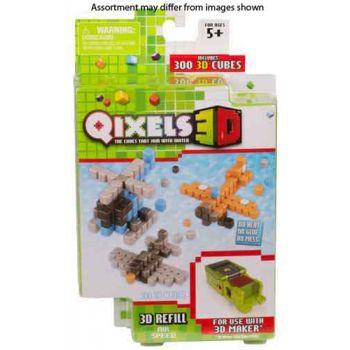 Qixels 3D - Series 2  Refill Pack assorted