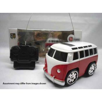 Radio Control Mini Comby Van assorted