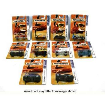 Matchbox Basic Cars Collection Assorted