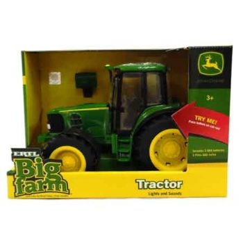 John Deere 1:16 7330 Tractor With Lights And Sounds