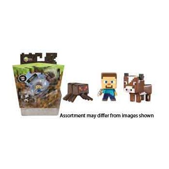Minecraft Mini Figure 3 pack Assorted