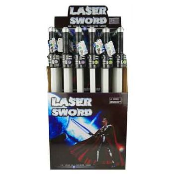 Laser Sword (can be sold in display of 24)