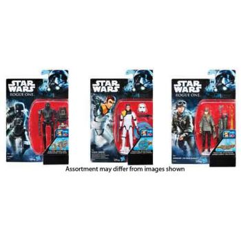 """Star Wars Rogue 1 3.75"""" Figure assorted ( was RRP $16.99 )"""