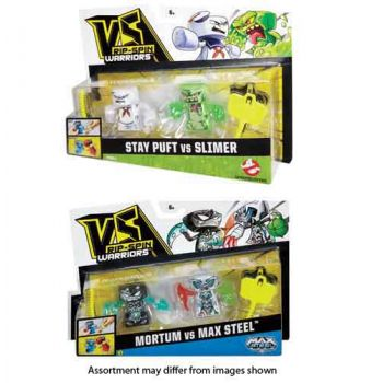 Versus Battlers DC Comics 2pk assorted