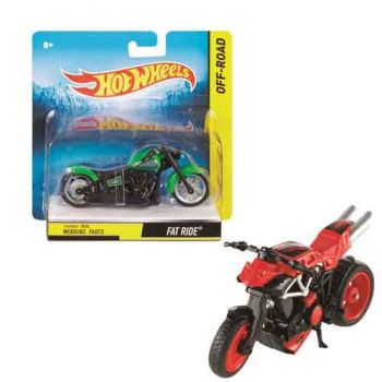 Hot Wheels 1:18 Moto assorted
