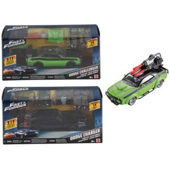 Hot Wheels Fast & Furious 1:32 Customizer Vehicle