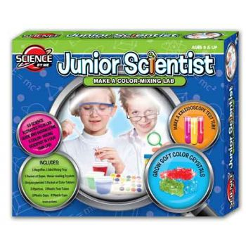 Science By Me - Junior Scientist