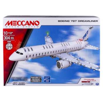 Meccano ELITE 787 Dreamliner