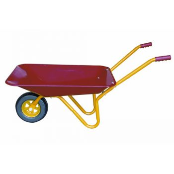 Little Blokes Metal Wheelbarrow