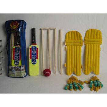 Slasher Cricket Sets Tiny Tots Complete Cricket