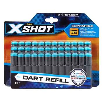 Zuru XSHOT Excel - 30pk Darts Refill