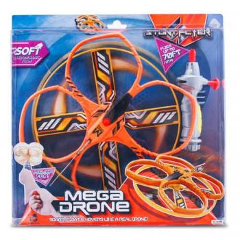 Stunt Flyer Mega Drone ( was RRP $29.99 )