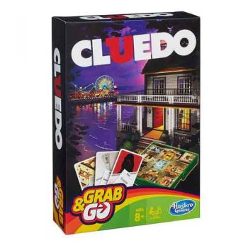 Grab n Go Travel Game - Cluedo