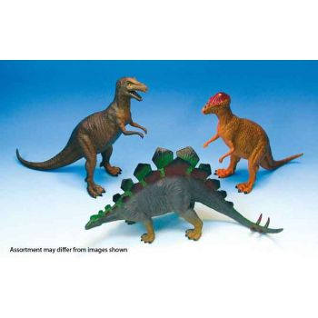"""""""Dinosaur PVC 13""""""""-14"""""""" 3 Assorted ( ONLY SOLD as a Display of 6) ( was RRP $19.99 )"""""""