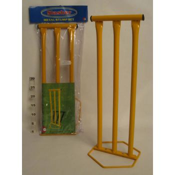 Slasher Metal cricket Stump Set ( was RRP $29.99 )
