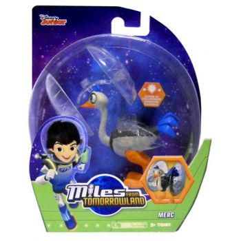 Disney's Miles From Tomorrowland - Merc Figure ( was RRP $12.99 )