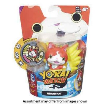 Yokai Medal Moments - Figure + Medal Assorted ( was RRP $11.99 )