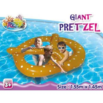 REEF Giant Inflatable Pretzel - 160cm ( was RRP $39.99 )