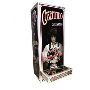 Cosentino Playing Cards with written tricks ( ONLY SOLD in display of 12 ) ( was RRP $12.99 )