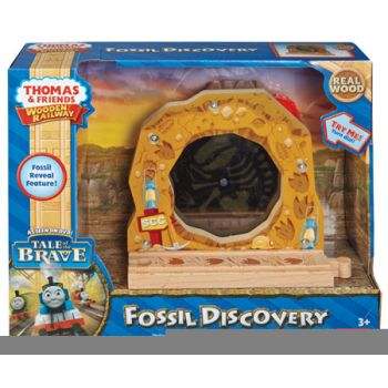 Thomas & Friends Wooden Fossil Discovery - Tale of the Brave