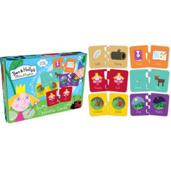 Ben & Holly Opposite Cards Game