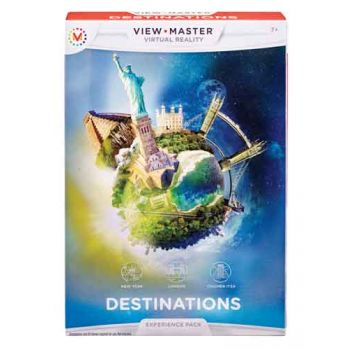 View Master Experience Pack Destinations