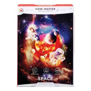 View Master Experience Pack Space