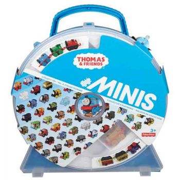 Thomas & Friends Mini Collector Case with Rare Thomas