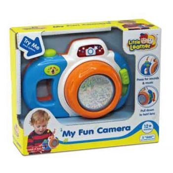 Little Learner My Fun Camera ( was RRP $19.99 )