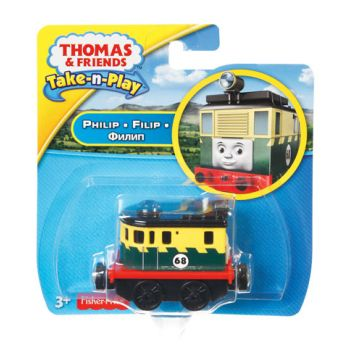 Thomas & Friends Take-N-Play Small Vehicle/Engine - Philip