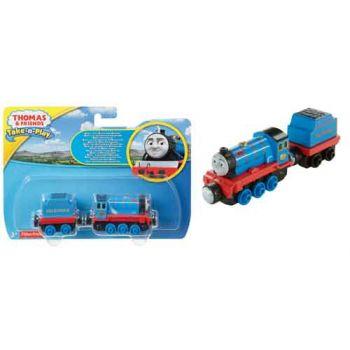 Thomas & Friends Take-N-Play Large Vehicle/Engine - Bert