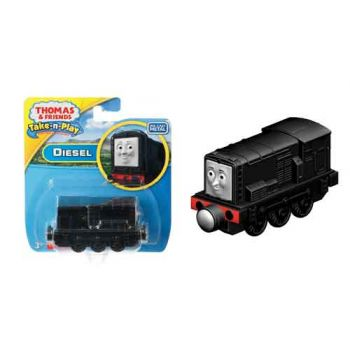 Thomas & Friends Take-N-Play Small Vehicle/Engine - Hybird Diesel