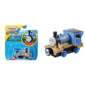 Thomas & Friends Take-N-Play Small Vehicle/Engine - Hybird Millie