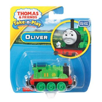Thomas & Friends Take-N-Play Small Vehicle/Engine - Oliver