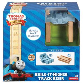 Thomas & Friends Wooden Railway Building Solutions - Track Riser