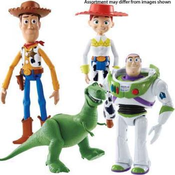 """Toy Story 7"""" Talking Friends assorted"""