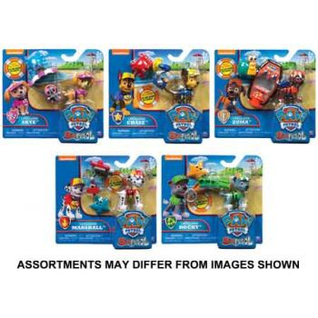 Paw Patrol Hero Series Action Pack Pup Assorted