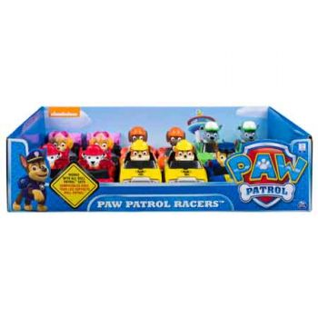 Paw Patrol Rescue Racers Assorted ( ONLY SOLD in display of 12 )