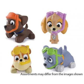 Paw Patrol Bath Squirters Assorted ( ONLY SOLD  in display of 18 )