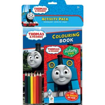 Thomas & Friends Acitivity Pack with Pencils